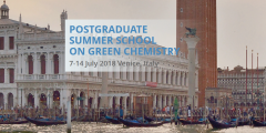 Call for IUPAC and ICGCSD Post-graduate Summer School on Green Chemistry