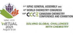 2021 IUPAC WORLD CHEMISTRY CONGRESS & GENERAL ASSEMBLY